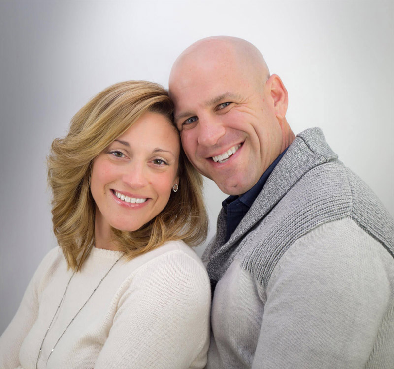 David and Kristen Atkins Beach Body Coaches